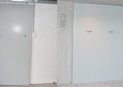 Hochwasserschutz Tür