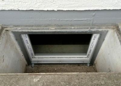 Hochwasserschutz Kellerfenster