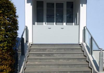 Hochwasserschutz Eingangstür